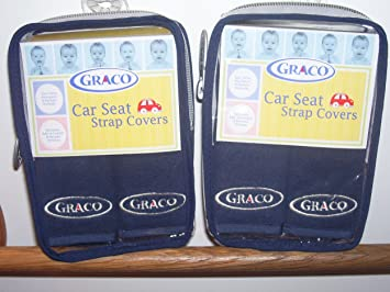Amazon.com: Graco Silla de coche correa Covers Baby bebé: Baby