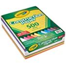 "Crayola 99-3305 Construction Paper 9"" X 12"" 500 Sheets Great for Travel"