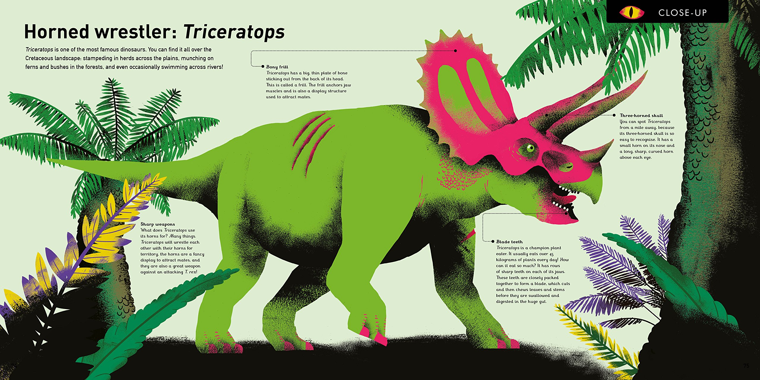 Day of the Dinosaurs: Step into a spectacular prehistoric world (Science X 10)