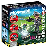 Playmobil Construction Game Ghostbuster Raymond Stantz