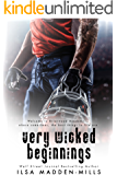 Very Wicked Beginnings (Briarwood Academy (1.5))