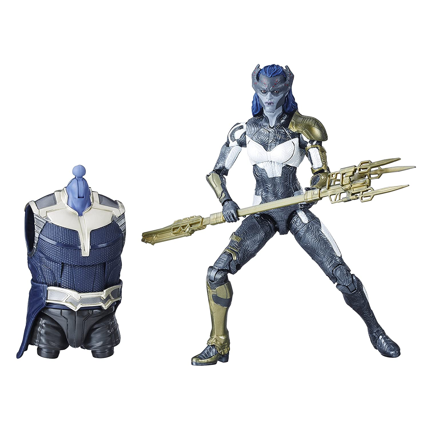 Marvel Legends Series Avengers Infinity War 6-inch Proxima Midnight Hasbro E1384