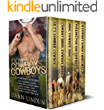 Cowboys, Cowboys, Cowboys: They Ride Hard and Love Harder