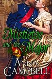 Mistletoe and the Major: A Christmas Novella (English Edition)
