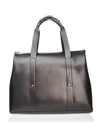 Porsche Design Tasche | Porsche Design Weekender Classic Line Travelbag Schwarz 37 Cm