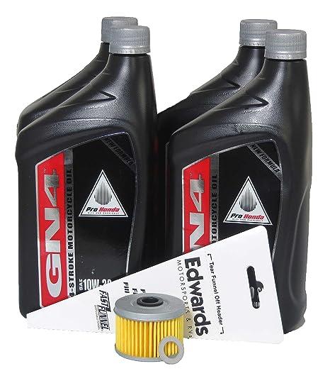 2015 – 2017 Honda Pioneer 500 cambio de aceite kit