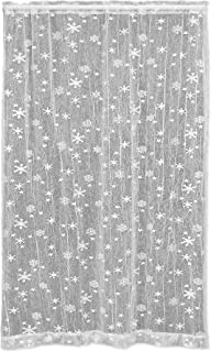 product image for Heritage Lace Wind Chill Panel, 45 by 63-Inch, White