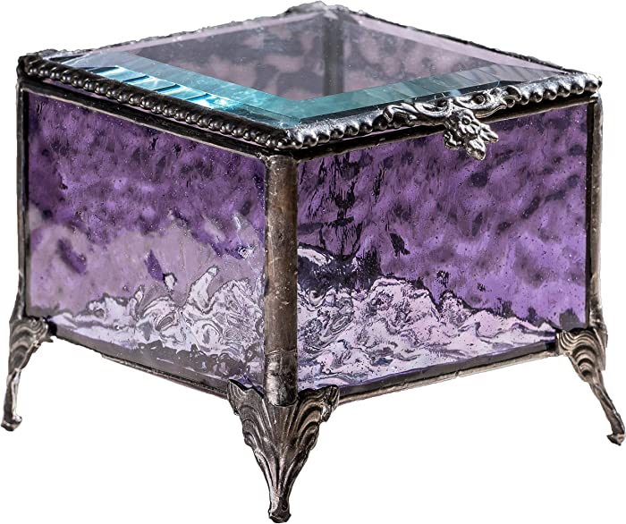 Top 10 Purple Glass Decorations For Home