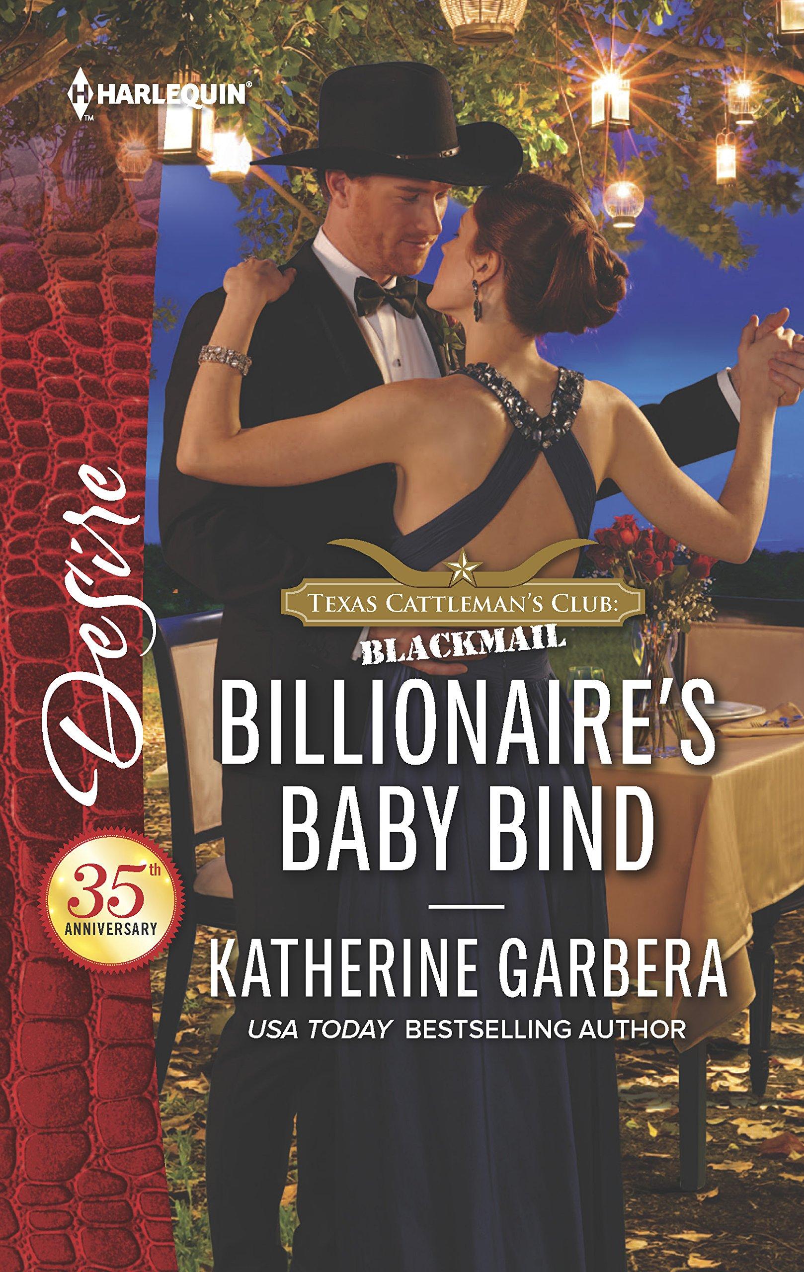 Read Online Billionaire's Baby Bind (Texas Cattleman's Club: Blackmail) pdf epub