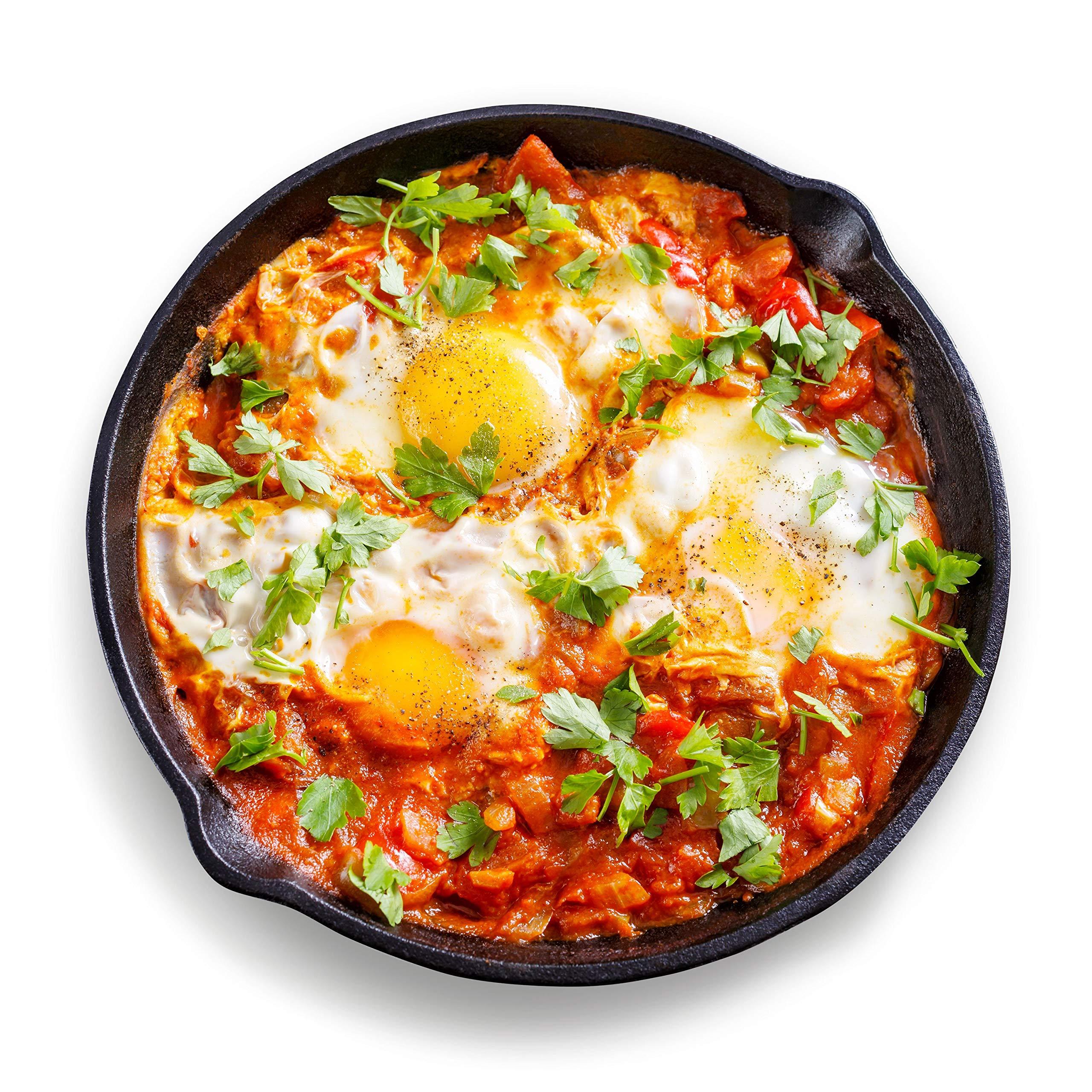 Takeout Kit, Moroccan Shakshuka (Moroccan Baked Eggs) Meal Kit, Serves 4