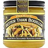 Better Than Bouillon Roasted Chicken Base, 8 oz