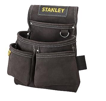 STANLEY STST1-80116 - Bolsa para clavos con 2 bolsillos
