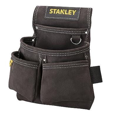STANLEY STST1-80116 - Bolsa para clavos con 2 bolsillos  Amazon.es ... 179fb735f797