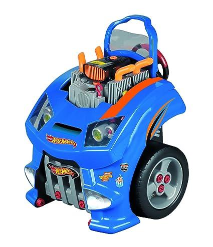 Amazoncom Hot Wheels Car Engine Toys Games