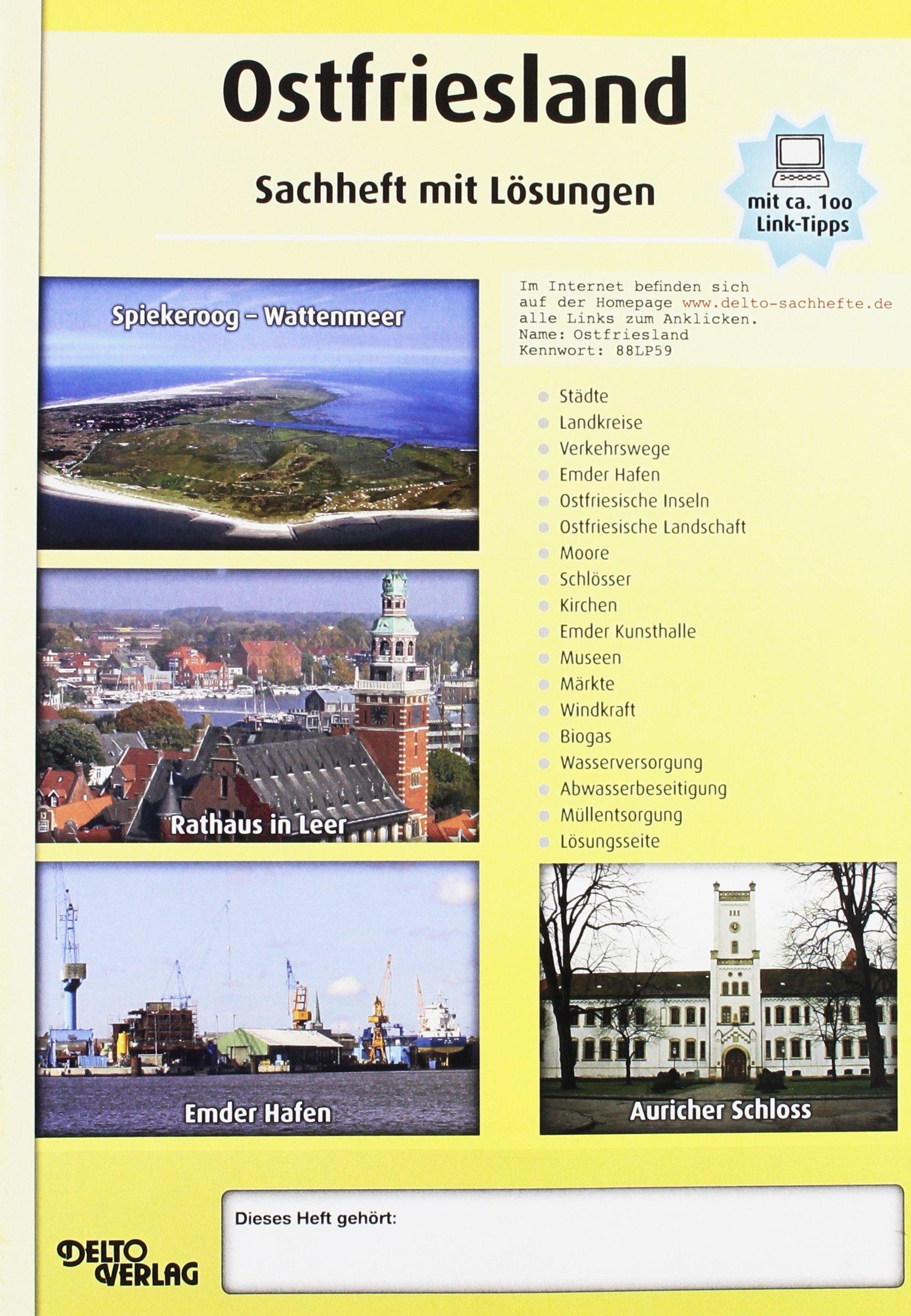 Sachheft Ostfriesland