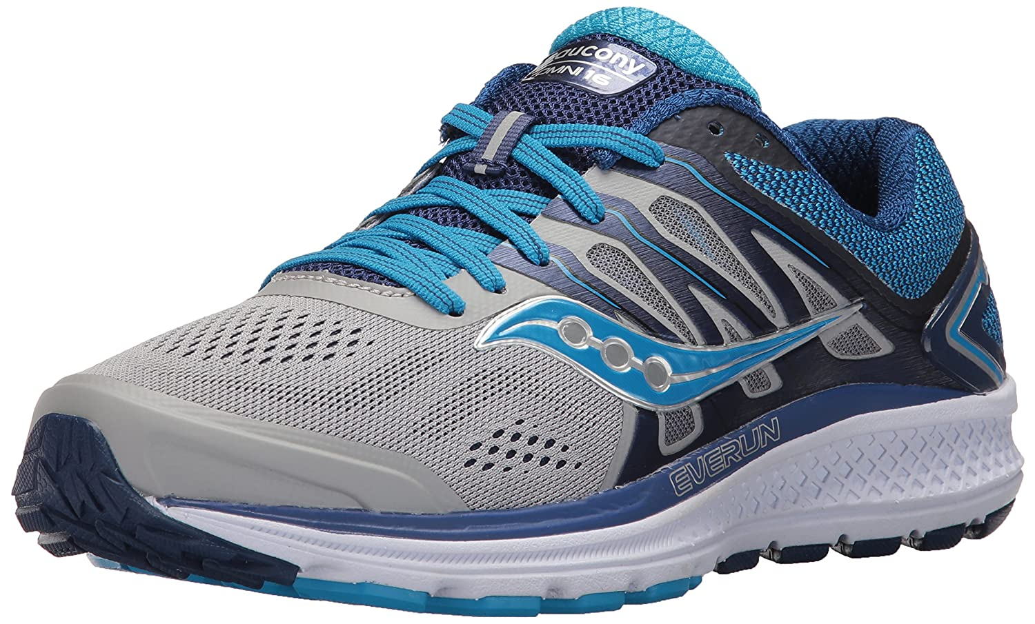 Saucony Women's Omni 16 W Running Shoe B01NCOV1QL 9 W 16 US|Grey Blue 10b714