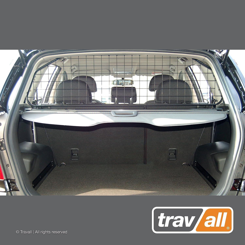 Travall® Guard Hundegitter TDG1076 - Maßgeschneidertes Trenngitter in Original Qualität