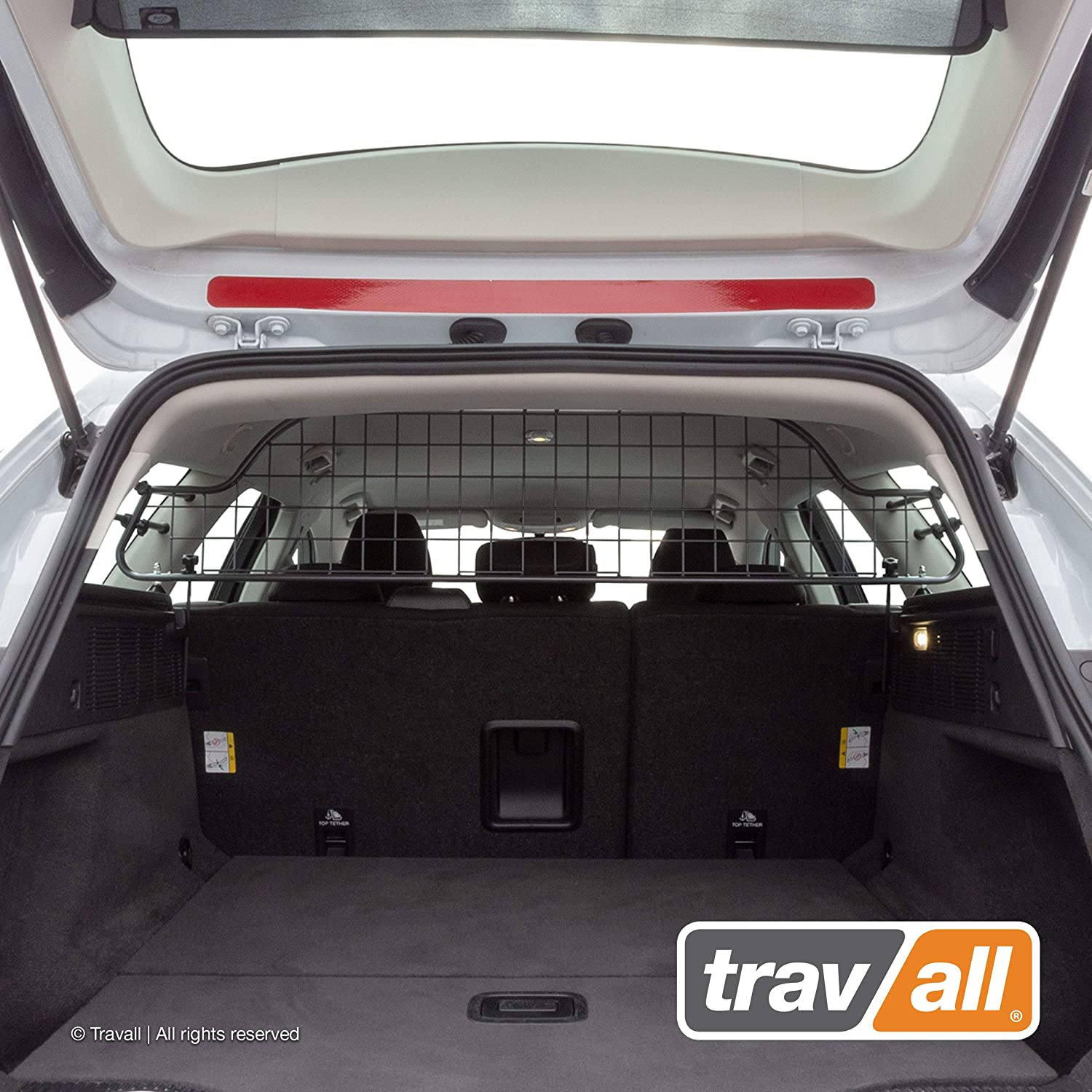 Travall Guard TDG1480 - Vehicle-Specific Dog Guard
