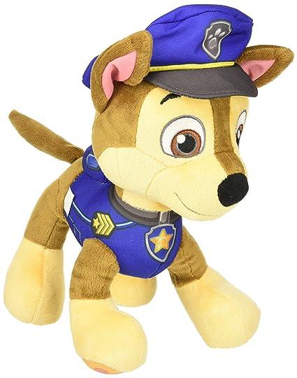 Amazon Com Paw Patrol 9 Plush Chase Toys Games