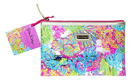 Amazon.com : Lilly Pulitzer Lovers Coral Writing Pen and ...