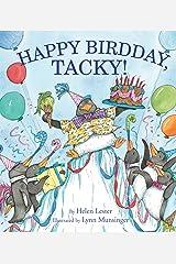 Happy Birdday, Tacky! (Tacky the Penguin) Kindle Edition