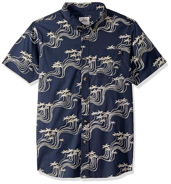 Rip Curl Boys Big Ballena Short Sleeve Shirt: Amazon.es: Ropa y ...
