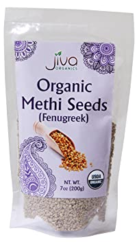 Organic Methi Seeds