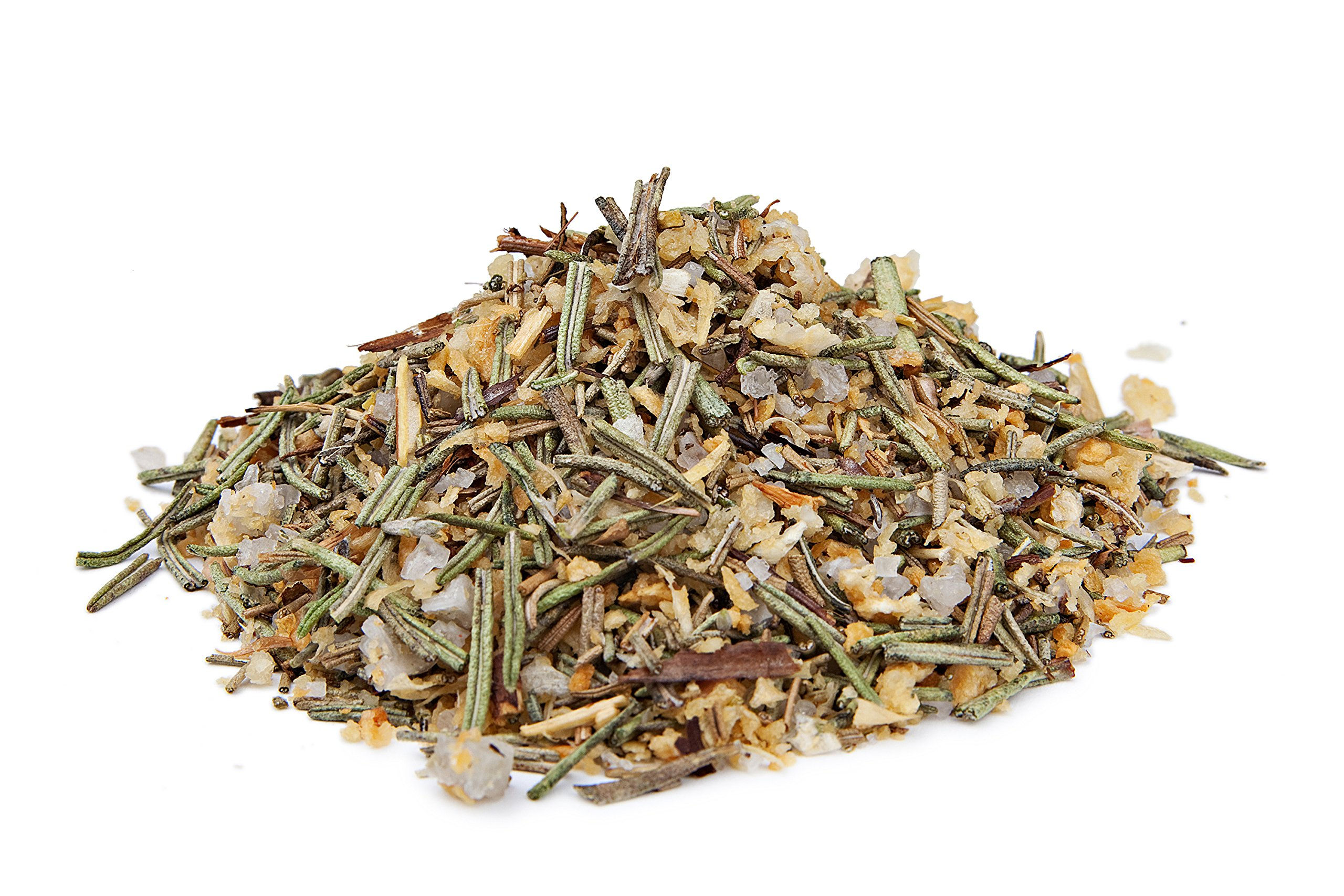 The Spice Way - Poultry Seasonings - Recipe Inside - Rosemary and Garlic Blend for Poultry 4oz.