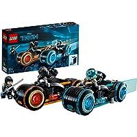 LEGO Ideas TRON: Legacy 21314 Building Toy Inspired by Disney's TRON: Legacy Movie