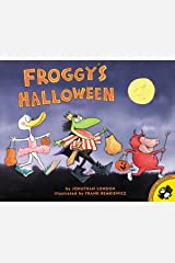 Froggy's Halloween Kindle Edition