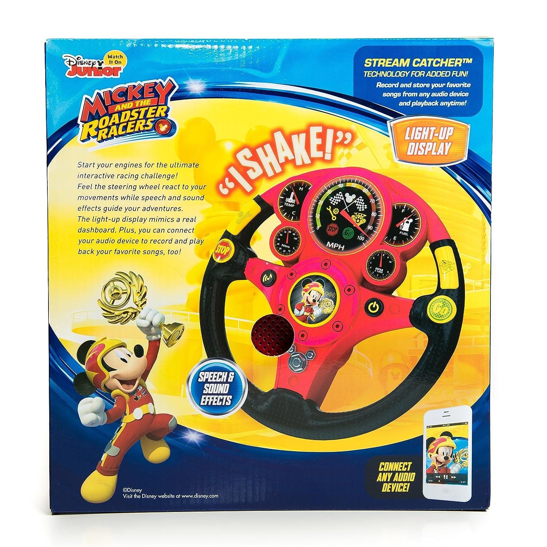 Amazon.com: Mickey y los corredores Roadster MP3 inteligente ...