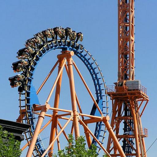 Highest roller coasters in Europe 2019 | Statista