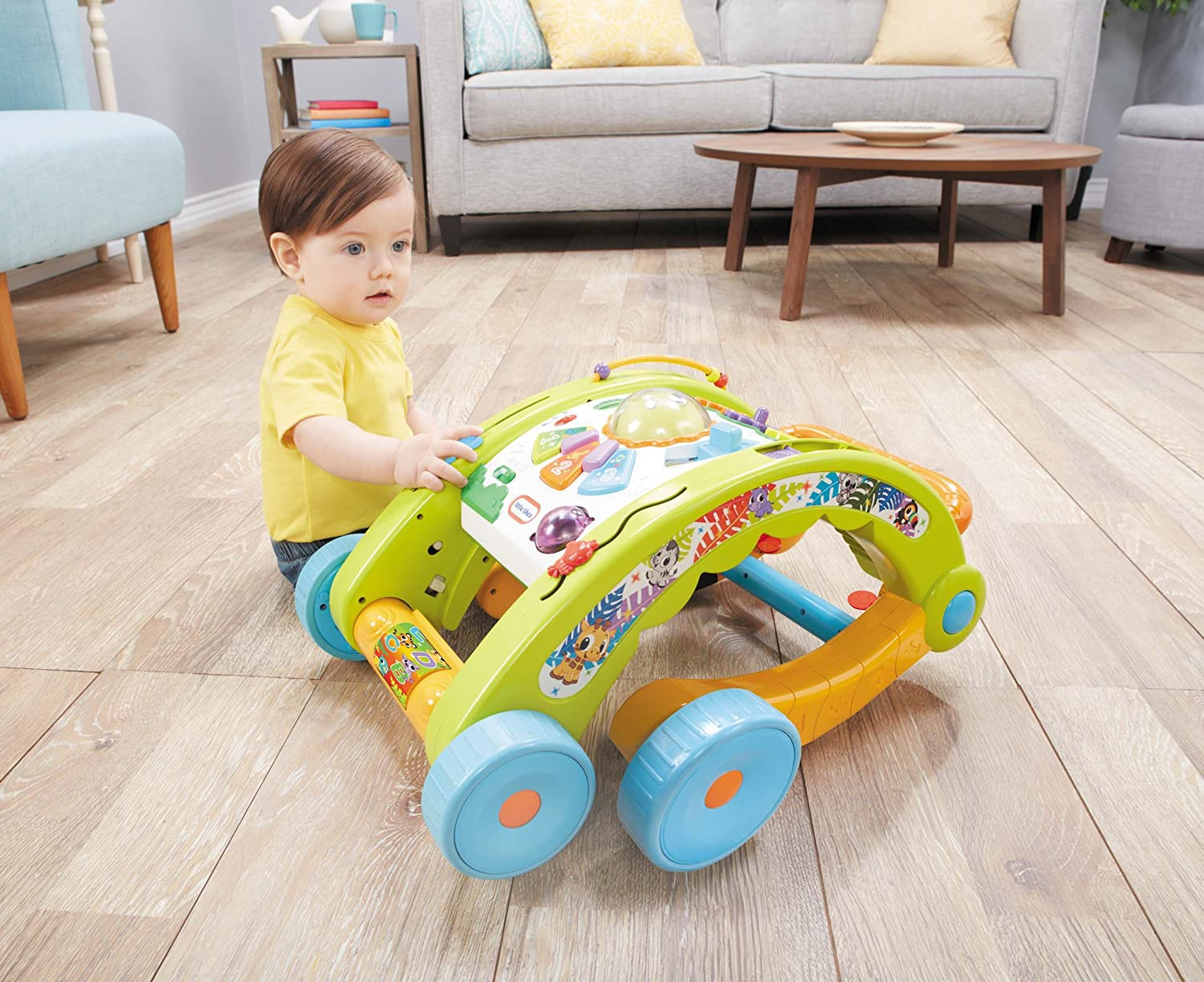 The Best Baby Activity Tables