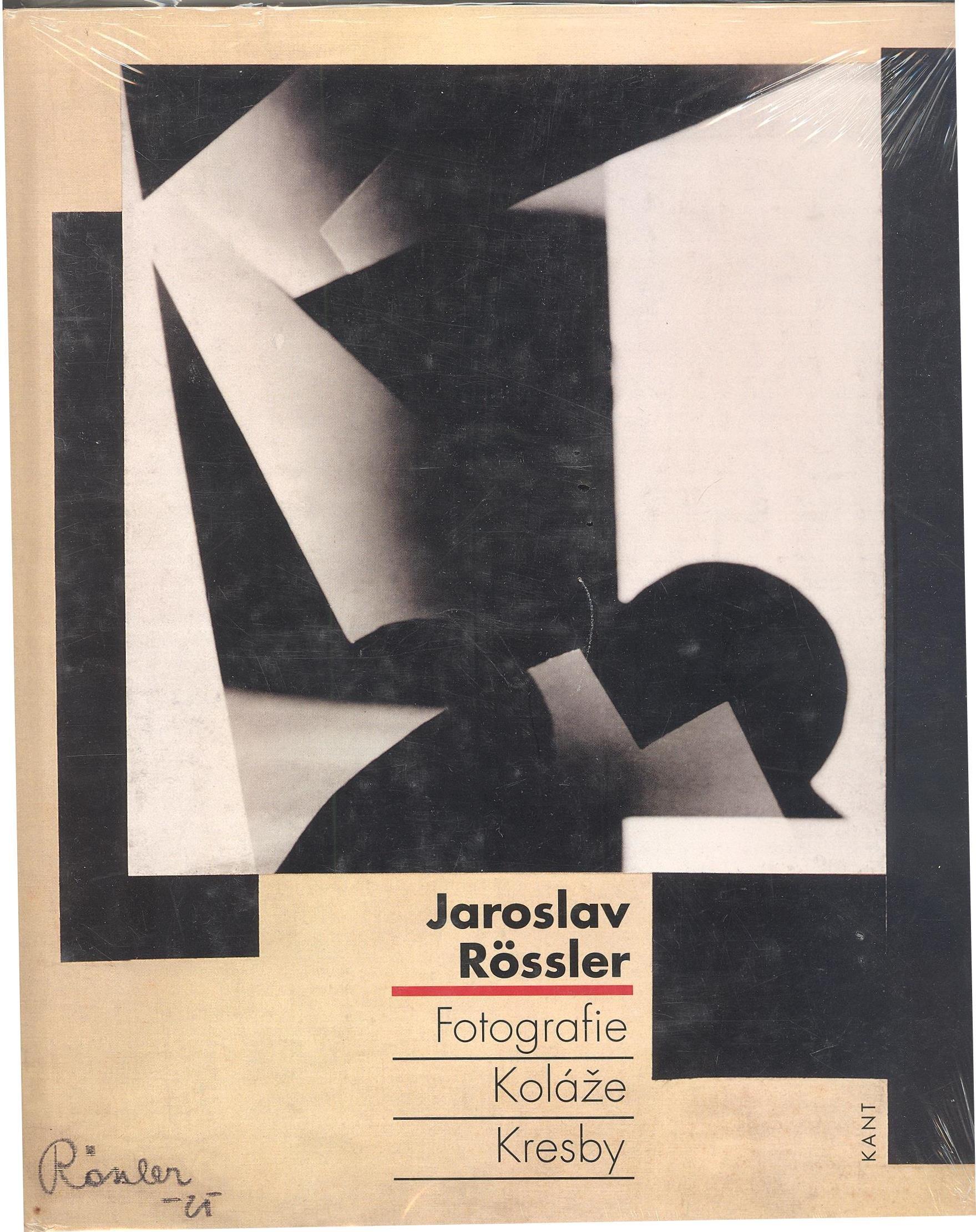 Jaroslav Rossler Fotografie Kolaze Kresby Vladimir And Mlcoch