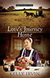 Love's Journey Home (The Bliss Creek Amish Book 3)