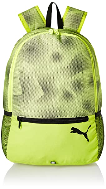 Puma Acid Lime Laptop Backpack (7566804)  Amazon.in  Bags c9c843e4fc5a0