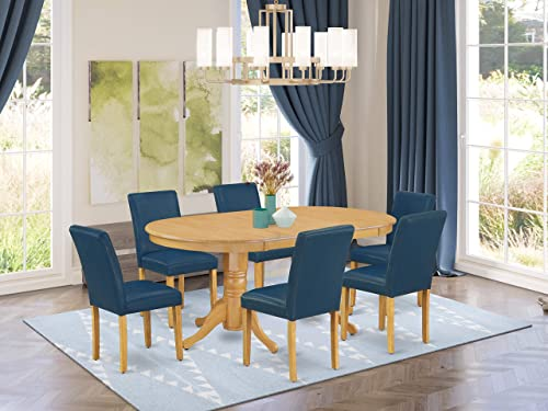 7 Pc Dining Room Set Dining Table
