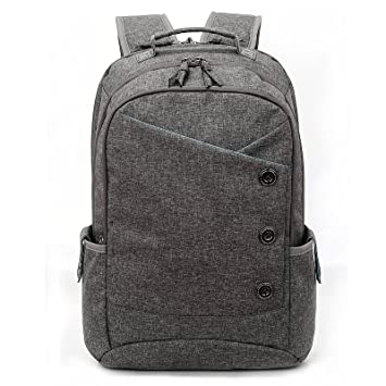a2d888974ac Amazon.com: KINGLONG 15.6 Inch Laptop Backpack, Large Capacity Casual  Daypack Travel Computer Bag for Women & Men: Zhou Kingslong