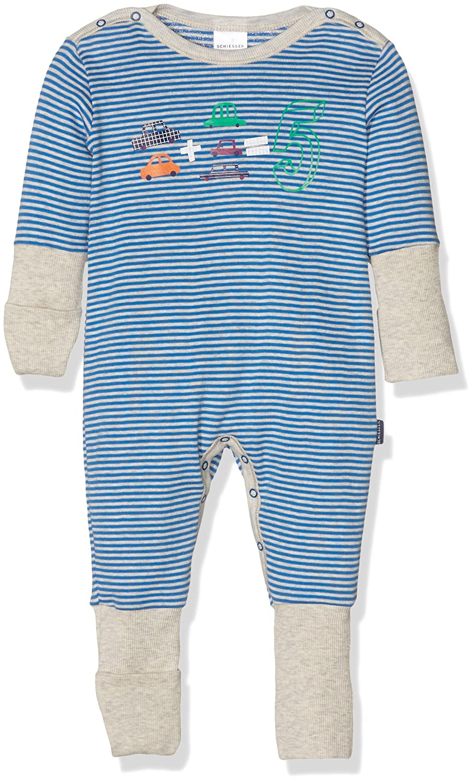 Schiesser Jungen Zweiteiliger Schlafanzug Baby Anzug mit Vario Schiesser AG 154666