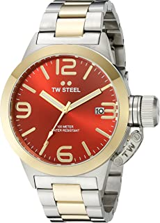 TW Steel Mens CB71 Two-Tone Stainless Steel Watch