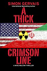 A Thick Crimson Line (Mike Walton Book 3) Kindle Edition