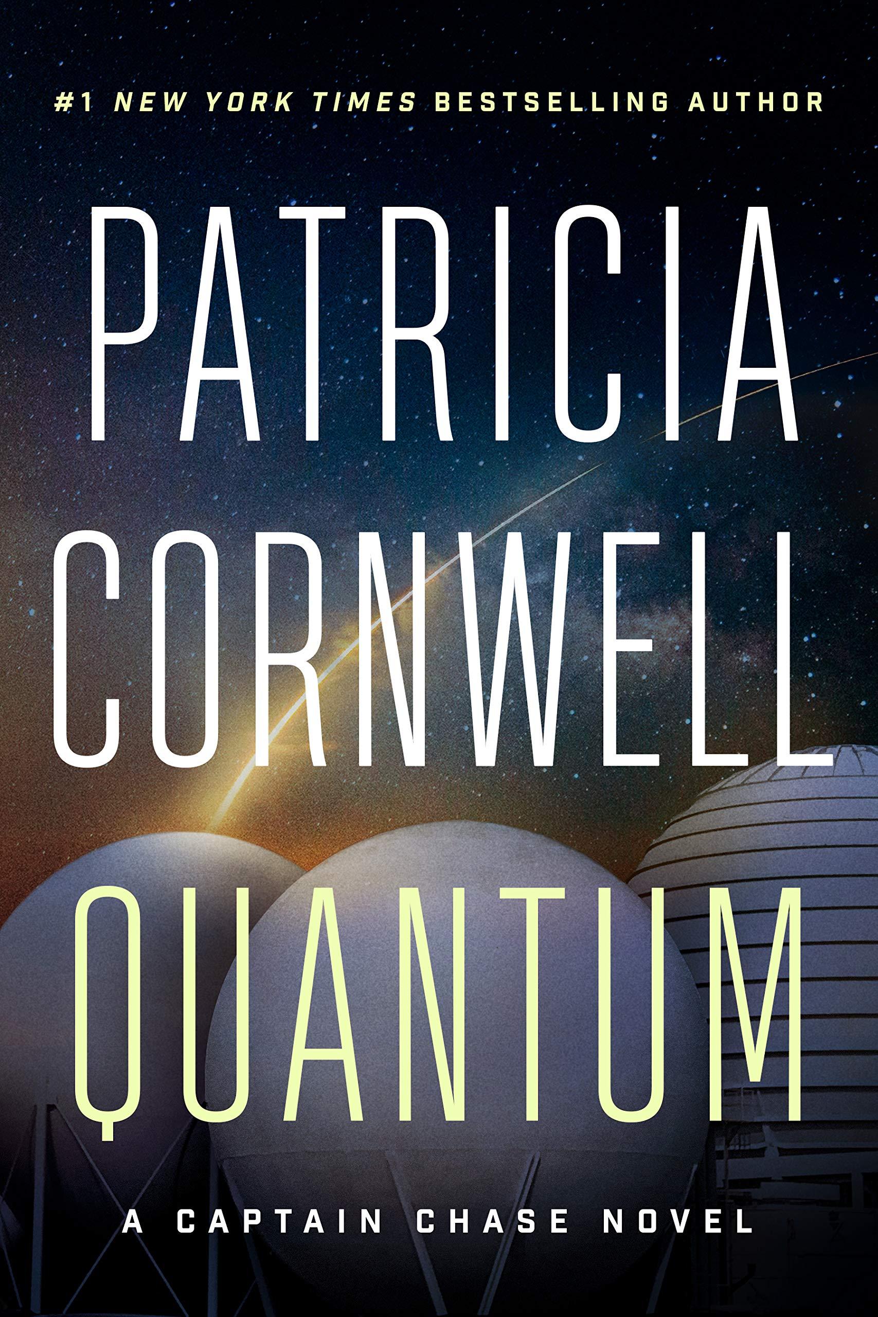 Quantum: A Thriller (Captain Chase): Amazon.co.uk: Patricia ...