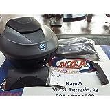 Topcase kit medium piaggio mP3 touring sport argent opaco nebulosa 773/b (36 l)