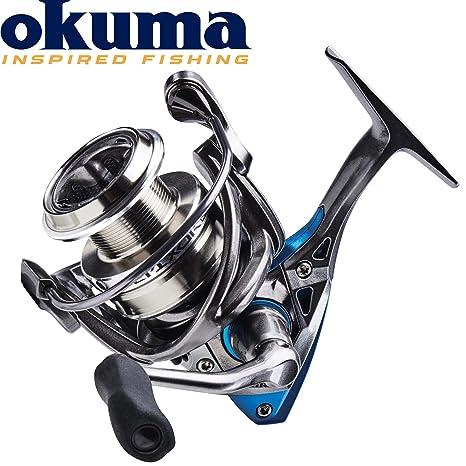 Okuma Carrete Null EPIXOR LS Spinning Null - 258, 130m in 30 ...