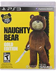 Naughty Bear Gold Edition - Playstation 3 by 505 Games