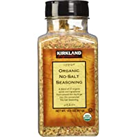 Kirkland Signature Organic No-Salt Seasoning, 14.6 Oz