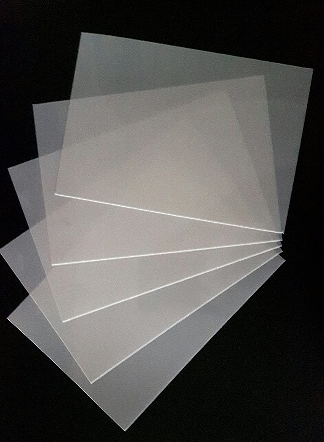 20 x A4 Sheets Of Self Adhesive Craft Vinyl 20/% Off