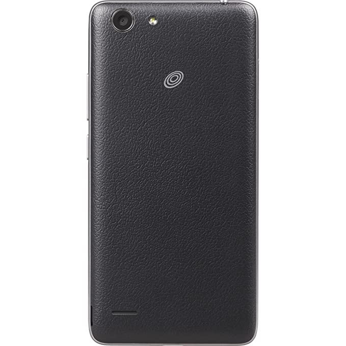 buy popular 994c0 b9efc Amazon.com: TracFone ZTE ZFIVE L 4G LTE Prepaid Smartphone (Black ...