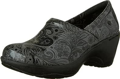 Nurse Mates Women's Bryar Slip-On Clog Shoes