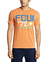 French Connection Men's Crew Neck T-shirt